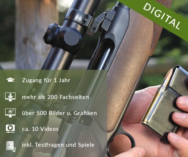 Digitale Arbeitsblätter Waffen und Munition