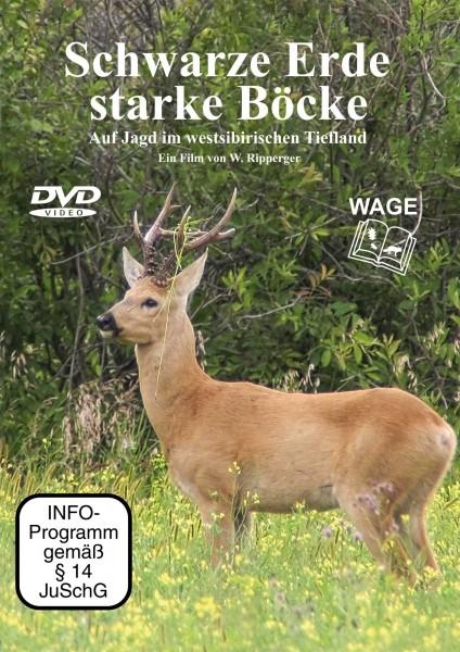 Schwarze Erde starke Böcke - DVD-Video