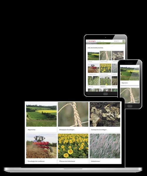 Digitale Arbeitsblätter Land- und Waldbau, Wildhege