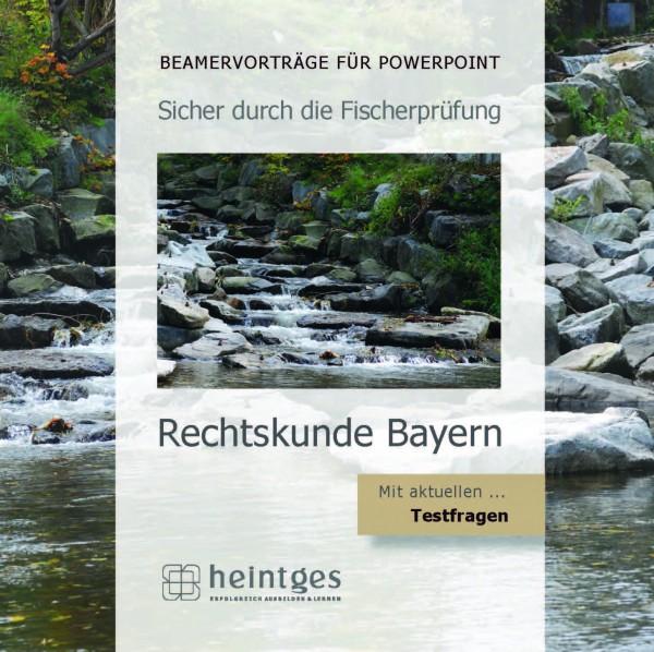 Rechtskunde Bayern