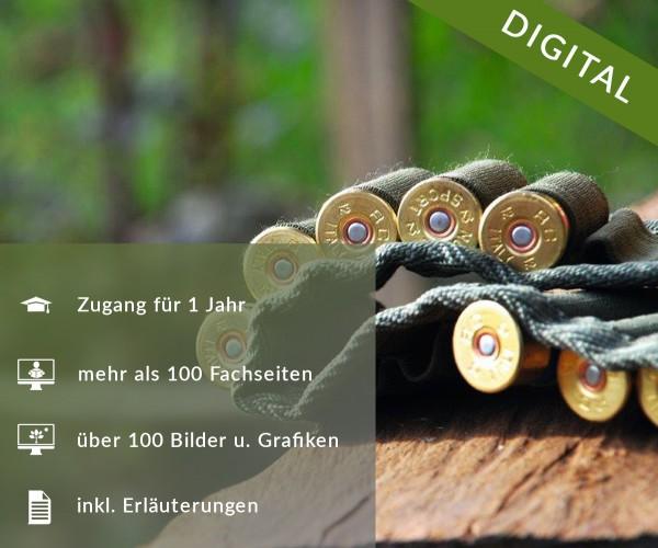 Digitale Arbeitsblätter Waffenrecht