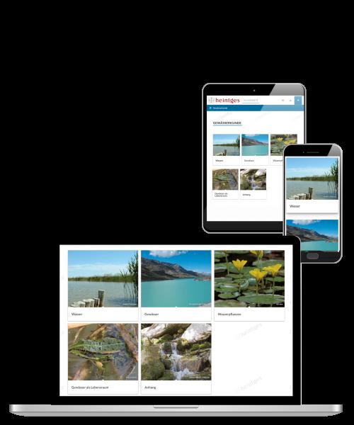 Digitale Arbeitsblätter Gewässerkunde