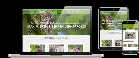 Jagdtrainer Online