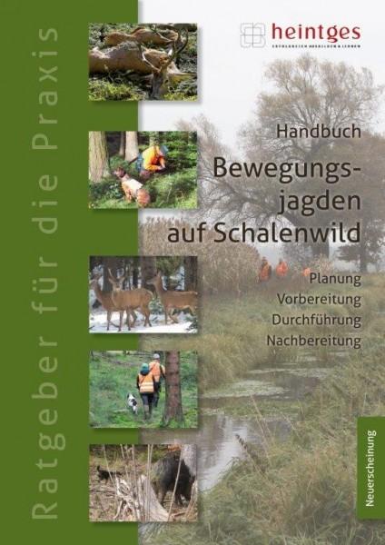 Handbuch Bewegungsjagd auf Schalenwild