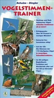 Vogelstimmen - Trainer Buch mit CD