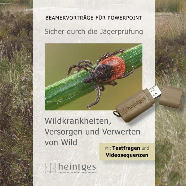 Wildkrankheiten, Versorgen & Verwerten von Wild