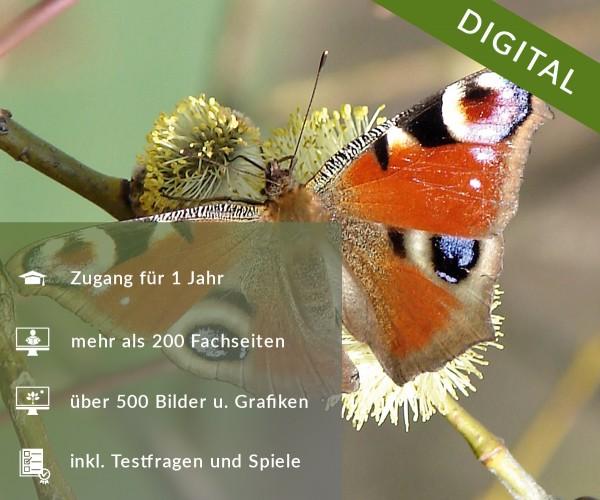 Digitale Arbeitsblätter Naturschutz