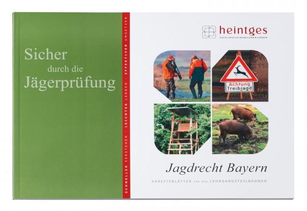 Jagdrecht Bayern