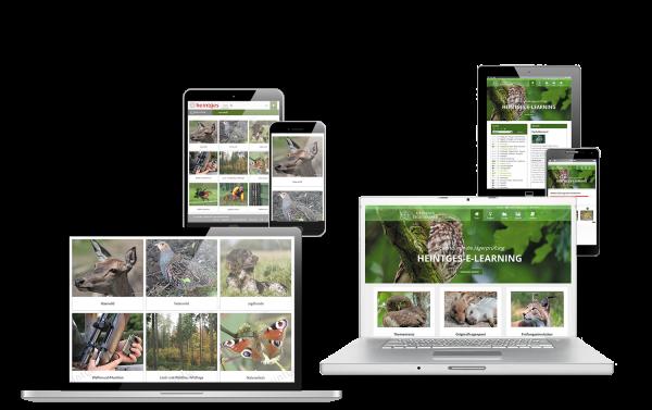 Grundausstattung Jagd Digital & Jagdtrainer