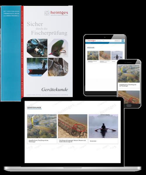 Kombiangebot Arbeitsblätter Gerätekunde (Print & Digital)