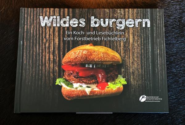Kochbuch Wildes burgern