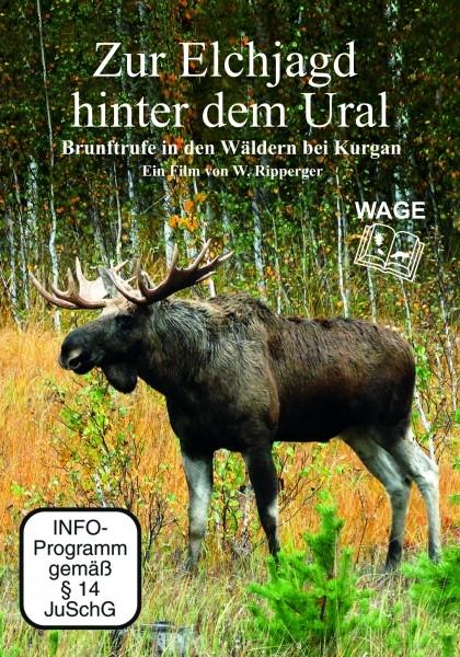 Zur Elchjagd hinter dem Ural - DVD-Video