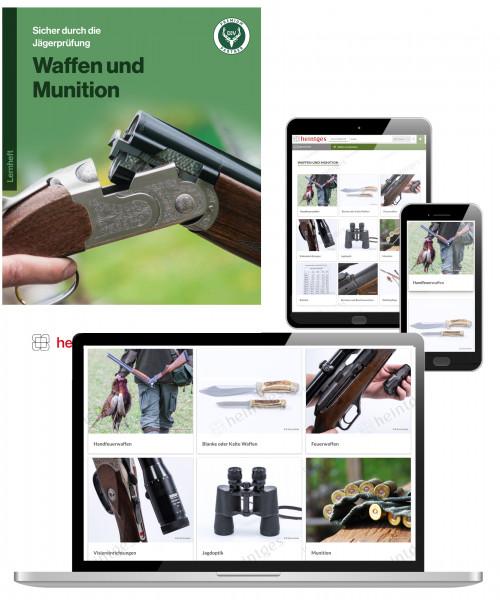 Kombiangebot Arbeitsblätter Waffen und Munition (Print & Digital)